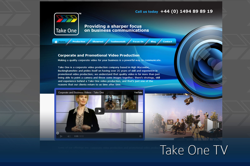Take One Business Communications