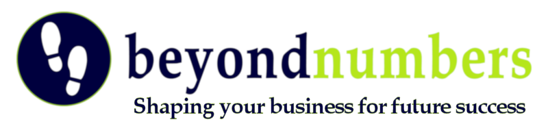 Beyond Numbers Logo