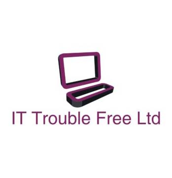 IT Trouble Free Logo
